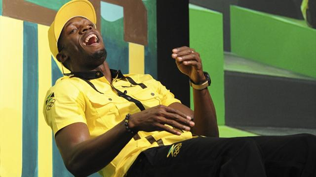 'No worries' for Bolt  - Athletics