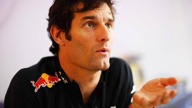 Webber: Rows are boring - Formula 1