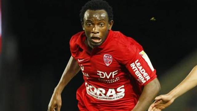 Kumordzi leaves Dijon - Football - Ligue 1