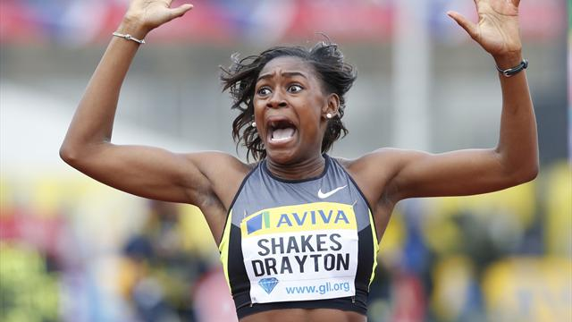 Shakes-Drayton to believe - Athletics