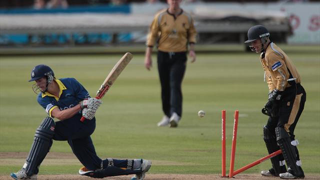 Convincing win for Glos - Cricket - County