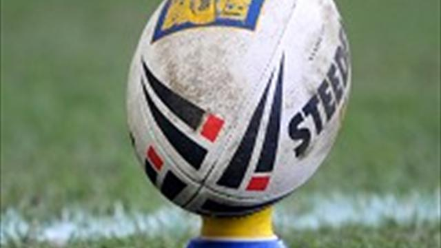 Hampshire leads England - Rugby League