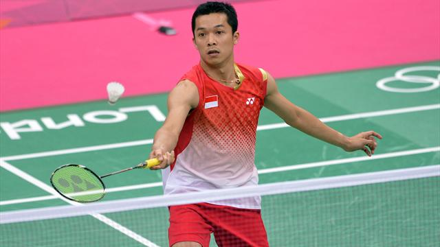 Badminton's future in doubt, says gold medallist  - Olympic Games - London 2012