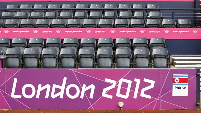 Locog release 3000 tickets - Olympic Games