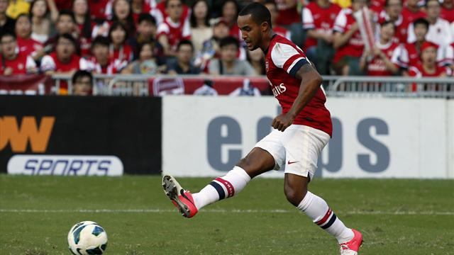 Arsenal end Asia tour with draw in Hong Kong