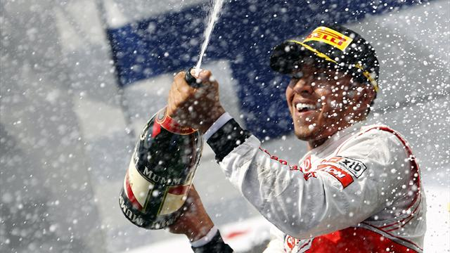 Hamilton wins in Hungary - Formula 1