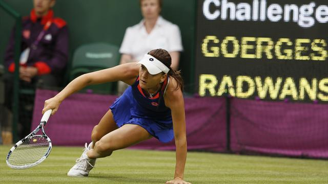Radwanska crashes out - Tennis - Olympic Games women