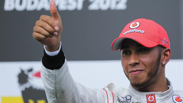 Hamilton reduces 'baggage' - Formula 1