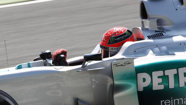 Mercedes still focusing - Formula 1