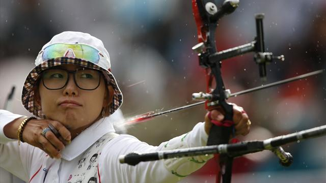 South Korea make it seven Olympic archery golds