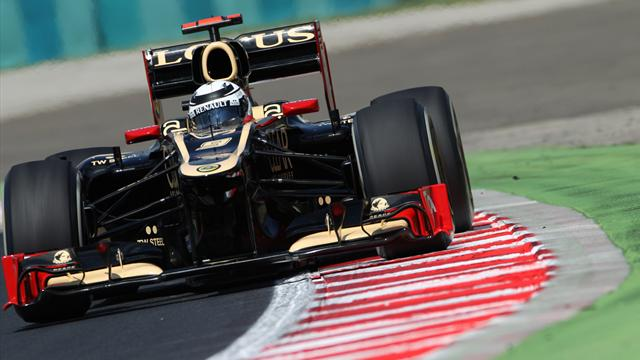 Lotus 'to improve' - Formula 1