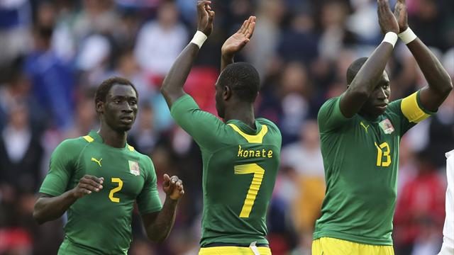 Senegal stun Uruguay - Football - Olympic Games