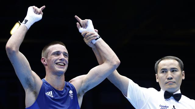 Two more wins for GB Olympic boxers