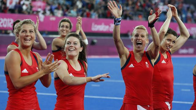 Dominant Brits open with Olympic hockey win
