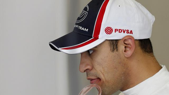 Maldonado: I'll make up points loss