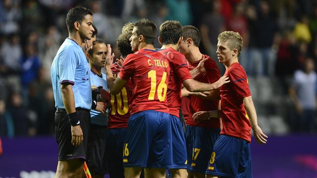 Spain's 'total failure' - Football - Liga