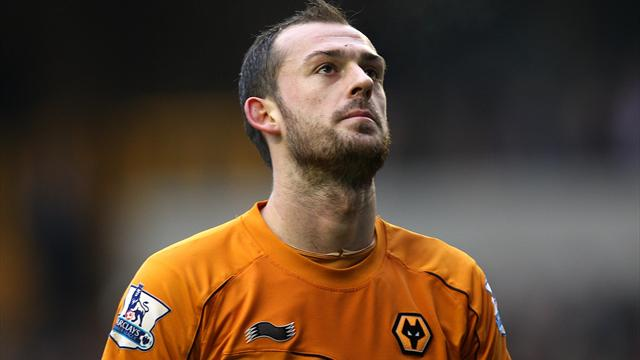 Wolves hold firm on Fletcher