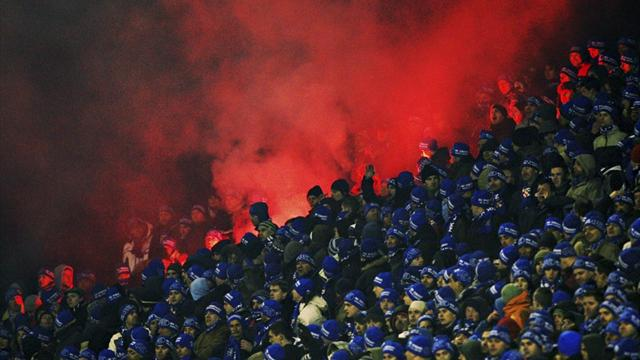 Bulgarians launch UEFA complaint over Zagreb incidents