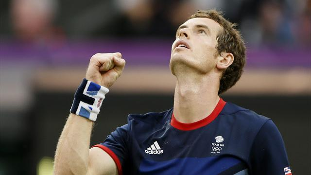 Murray progresses, gets Olympic doubles wildcard