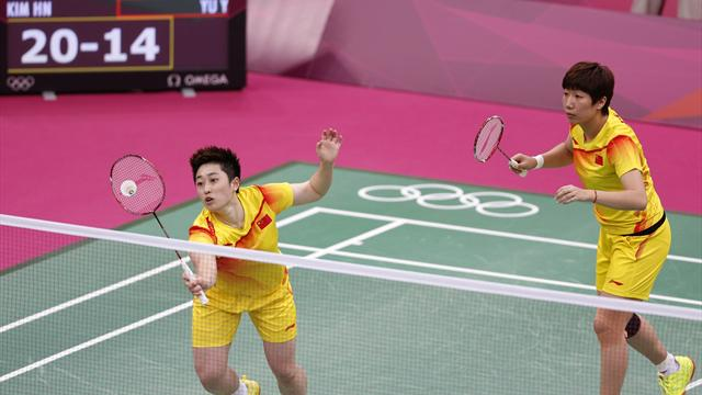 Match fixing causes Olympic badminton chaos