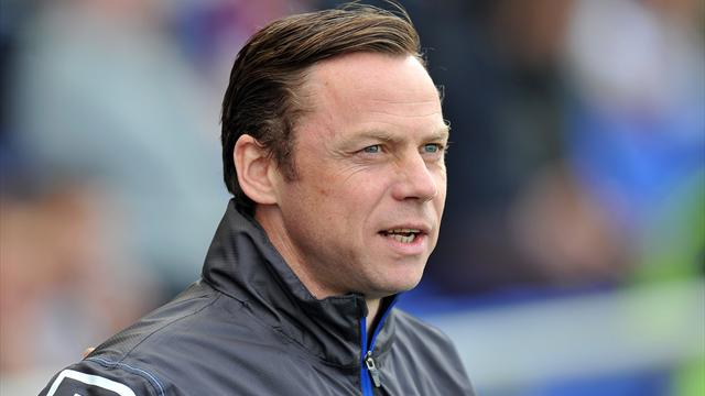 Manager Dickov departs Oldham - Football - League One