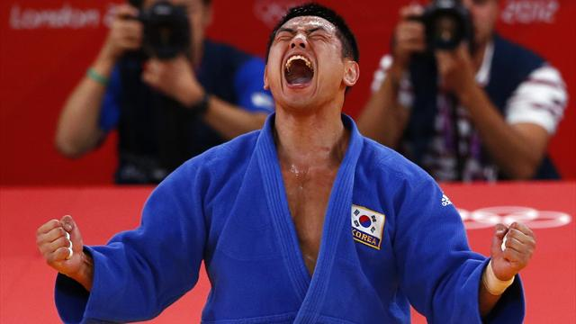 Song wins South Korea's second Olympic judo gold