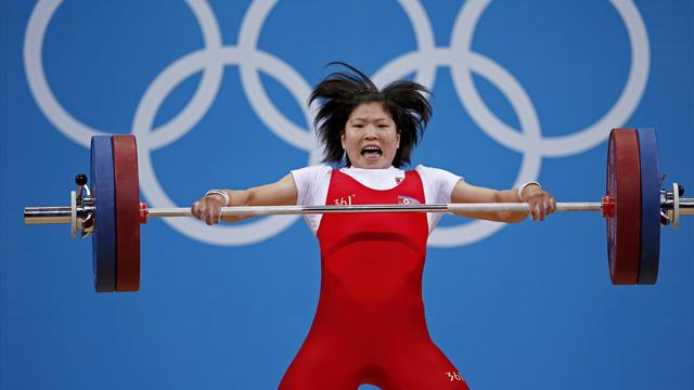 Rim wins 69kg gold - Weightlifting - Olympic Games
