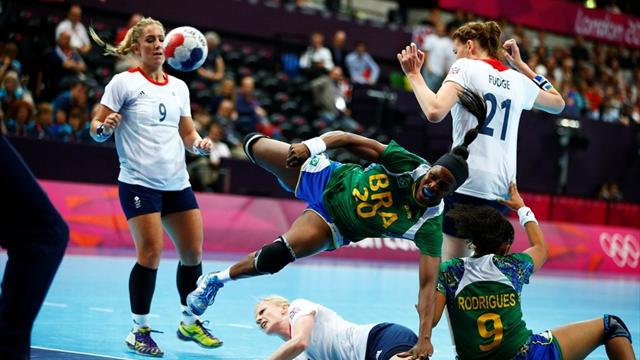 Losing run continues - Handball - Olympic Games
