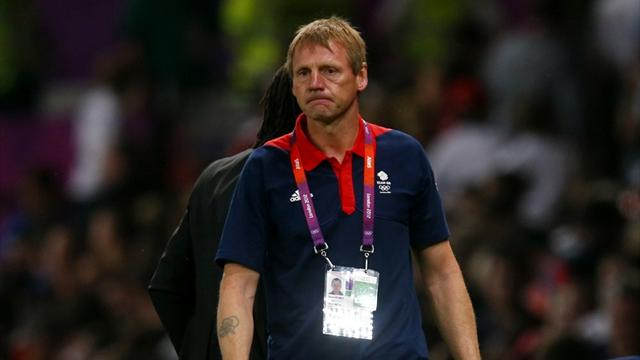 Pearce delighted - Football - Olympic Games