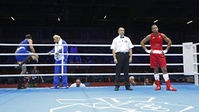 Olympic boxing judges accused of 'fixing'