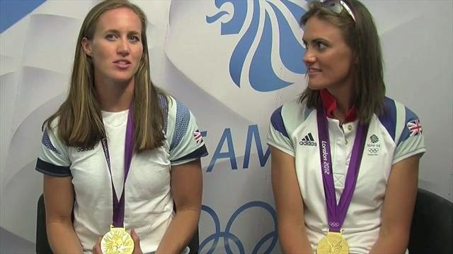 GB duo win gold - Rowing - Olympic Games