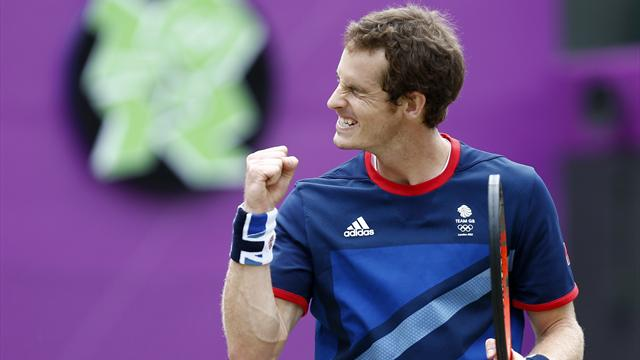 Murray on verge of medal - Tennis - Olympic Games