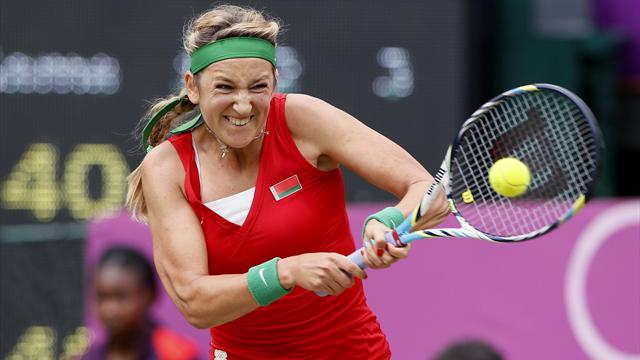 Azarenka to face Serena - Tennis - Olympic Games
