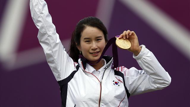 Ki wins archery gold - Archery - Olympic Games