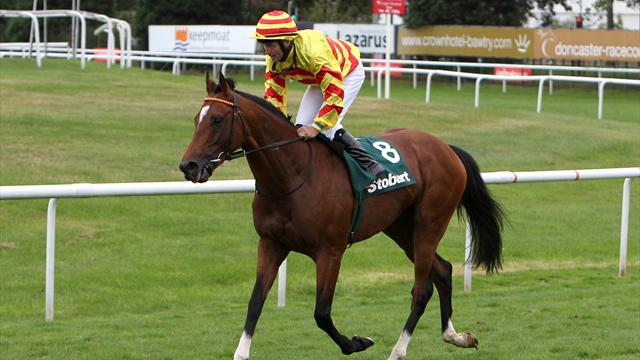 Saddler's Rock wins  - Horse Racing