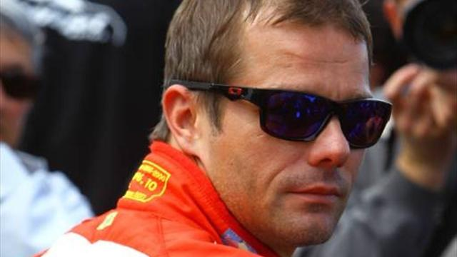 Loeb leads in Finland