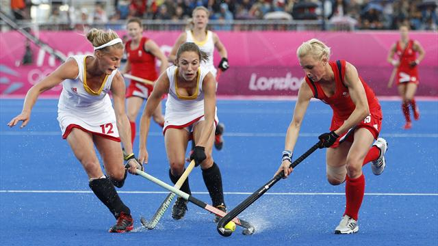 Britain beat Belgium to stay perfect
