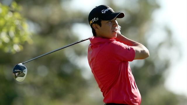 Romero leads in Reno - Golf