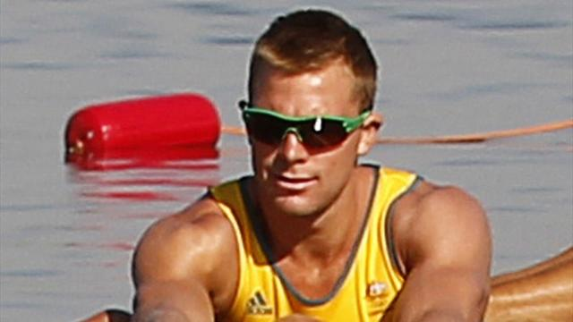 Aussie rower sent home  - Olympic Games