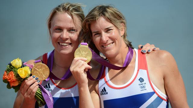 Grainger/Watkins win Olympic gold, two rowing bronzes