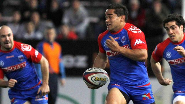 Grenoble craque au finish - Rugby - Matches Amicaux