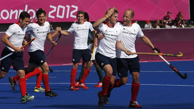 Britain ease past Pakistan in Olympic hockey