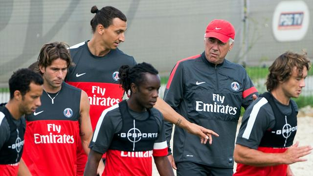 PSG threaten domination - Football - Ligue 1