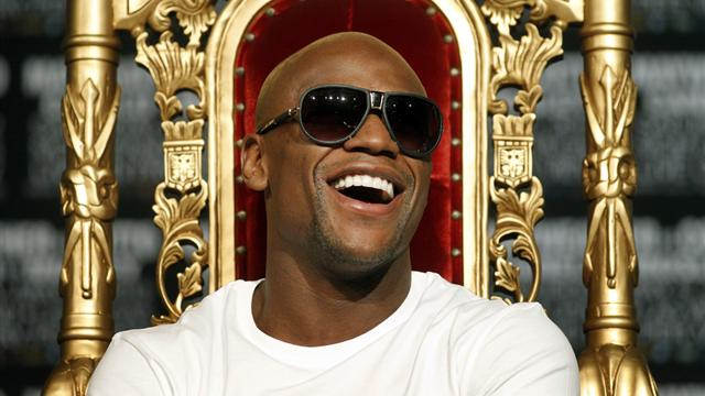Mayweather released - Boxing