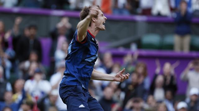 Superb Murray into Olympic tennis final