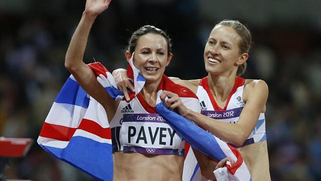 Pavey and Bleasdale score PBs on good night for GB