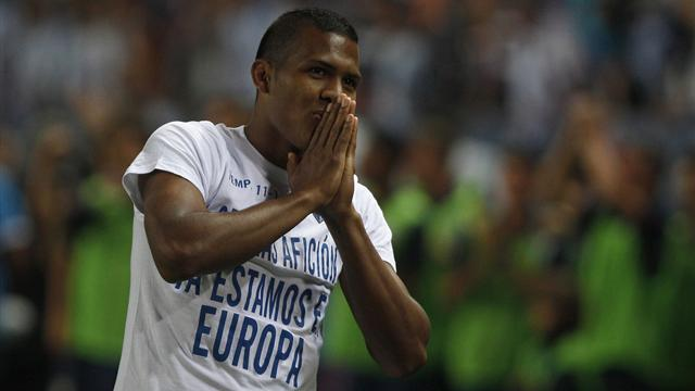 Rondon signs for Rubin - Football - Liga