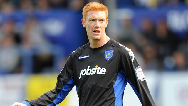 Kitson leaves Portsmouth - Football - League One