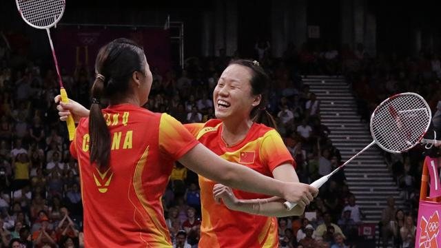 China shrug off Olympic scandal, win two golds