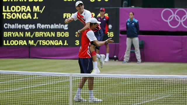 GB in mixed doubles final - Tennis - Olympic Games